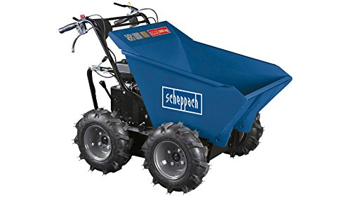 Scheppach 590880290 Dumper DP 3000 6,5CV 5908802903, gelb