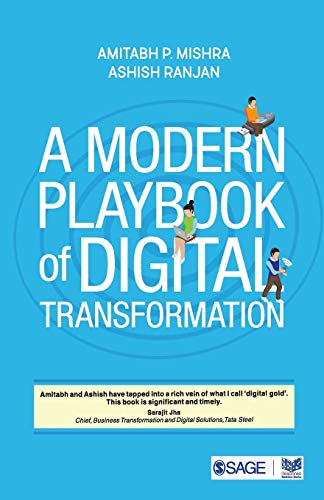 A Modern Playbook of Digital Transformation