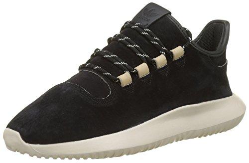 adidas Herren Tubular Shadow Fitnessschuhe, Schwarz (Core Black/Core Black/Clear Brown), 46 EU