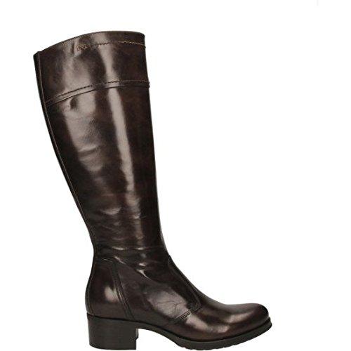 Nero Giardini , Chaussures de sport d'extérieur pour femme noir noir 35 EU marron foncé
