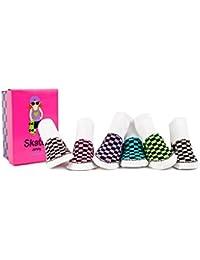 Skater Jenny Trumpette Socks Pack of 6 0-12months