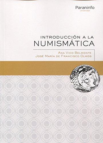 Descargar Libro Introducción a la Numismática de ANA VICO BELMONTE