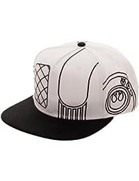 Star Wars Pilot Helmet DIY Color Embroidered Snapback Baseball-Cap