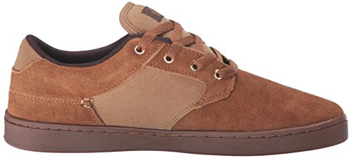 DVS Shoes Quentin, Scarpe da Skateboard Uomo BROWN GUM SUEDE