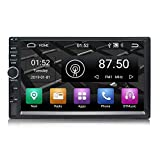 Panlelo S2 2 DIN unità Android 8.1 navigazione Car Stereo Audio Radio GPS 1080p Video Player ARMv7 Quad Core 1G+16G incorporato Wi-Fi Bluetooth Am/FM/RDS Steering Wheel Control