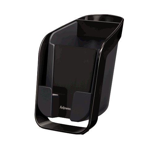 Fellowes I-Spire Series - Organizador de accesorios, color negro
