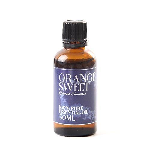Mystic Moments Olio Essenziale Di Arancio Dolce - 50ml - 100% Puro