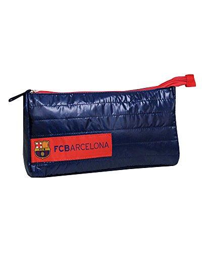 C Y P FC Barcelona Estuches, 28 cm, Multicolor