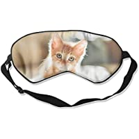 Kitten 99% Eyeshade Blinders Sleeping Eye Patch Eye Mask Blindfold For Travel Insomnia Meditation preisvergleich bei billige-tabletten.eu