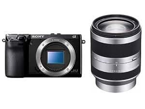 SONY NEX-7 + zoom SONY E 3.5-6.3/18-200mm OSS