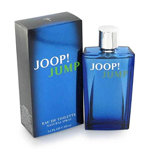 Joop! Jump homme/men, Eau de Toilette, Vaporisateur/Spray, 1er Pack (1 x 100 ml)