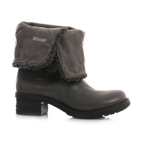 Miss Sixty stivali donna marrone scuro da donna - OPHELIA Q01638 H05320 TESTADIMORO (39)
