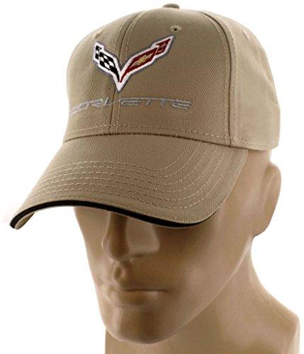 dantegts Corvette C7 gorra de béisbol Trucker sombrero gorra Stingray –  banderas Racing Logo 67e0a546e4b