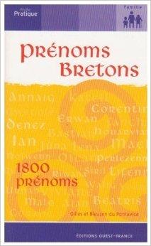 Prenoms Bretons - Prénoms Bretons de Du Pontavice/Gilles ( 27
