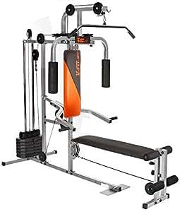 V-fit LGF-2 Herculean COBRA Lay Flat Home Gym