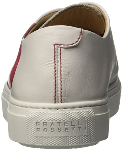 Fratelli Rossetti 75313, Baskets Hautes Femme Multicolore (Cora/Bianco)