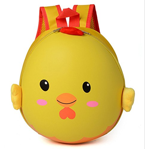 Cute Chicken (Sweet Kinderrucksack, gelb (mehrfarbig) - 1E001)