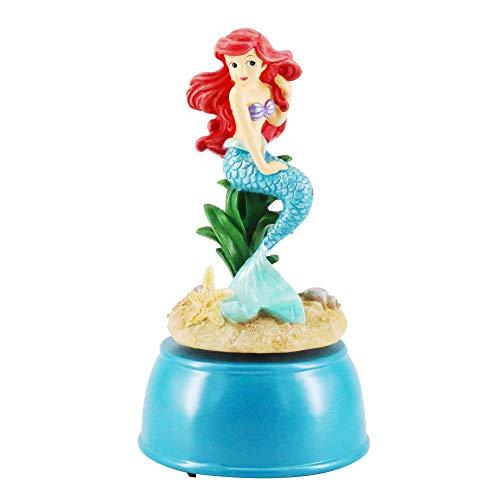 Smart Art Disney Princess Ariel Rotierende Spieluhren Musical Figur