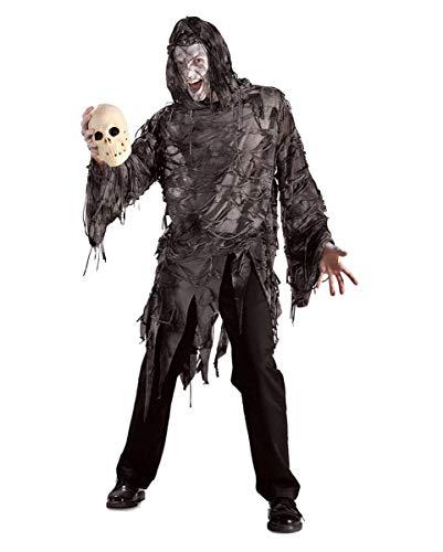 Horror-Shop Grausamer Spiegelkönig Kostüm für Herren an Halloween | One Size