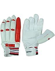 HRS PU cuir Protection Poids léger Cricket Batting Gloves - Choisissez Taille