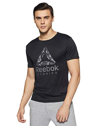 Reebok Run Graphic Camiseta