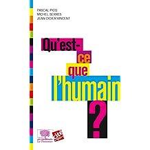 Qu'est ce que l'humain ? (Le collège)