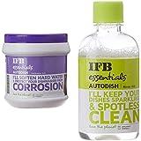 IFB Essentials Autodish Salt Dishwasher - 1 kg and IFB Essentials Autodish Rinse Aid Ultraclean Rinse Aid - 200 ml