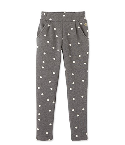 PETIT BATEAU Droopy, Pantaloni Bambina, Storm/Coquille N22, 5A