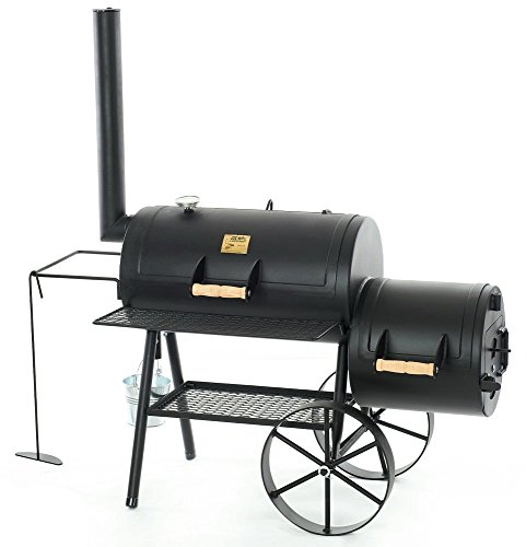 Joe's Barbeque Smoker 16″ Wild West Lokomotive