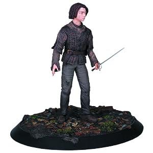 Juego De Tronos- Figura-Réplica Estatua Arya Stark, Multicolor (Dark Horse DEC130145) 3