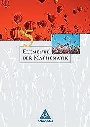 Elemente der Mathematik 5. Schülerband. Nordrhein-Westfalen, Gymnasium