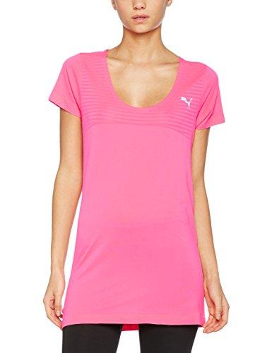Puma evoknit Thé W T-shirt Knockout Pink