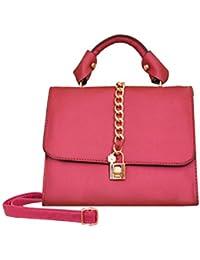 Amit Bags Beautiful PU Handbag For Girls /women's - B078FTL8WM
