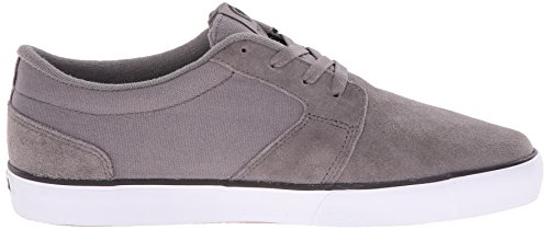 C1RCA Mens Hesh 2.0 Durable Lightweight Insole Skate Shoe Frost Gray/Black