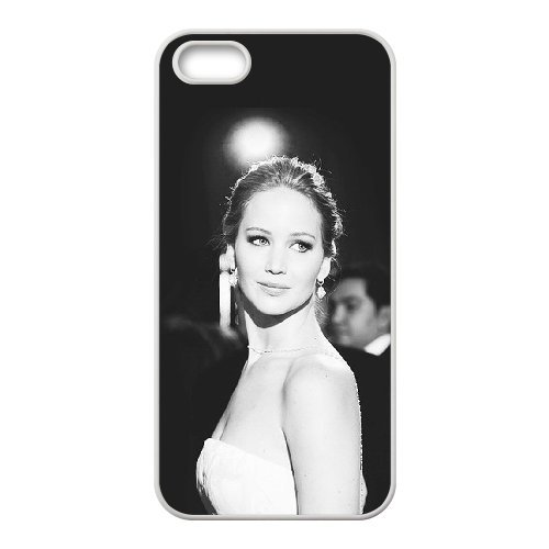 LP-LG Phone Case Of Jennifer Lawrence For iPhone 5,5S [Pattern-6] Pattern-5
