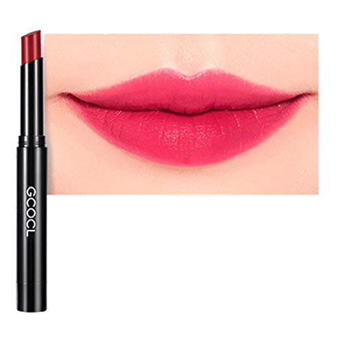 Damen Schönheits Make-up Wasserdichter Sexy Hydratisierender Langlebiger Lipgloss Dünne Röhre Drehen Kein Nicht leicht zu Färben Lipstick Sleek Sticks Collection