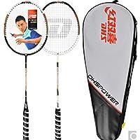 Badminton-Set Bandito f/ür vier Spieler mit Netzgarnitur Misc.
