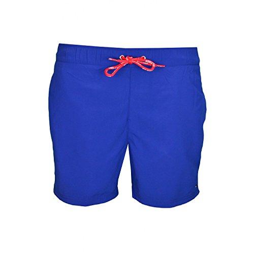Short de bain Tommy Hilfiger Flag Swim bleu pour homme Bleu