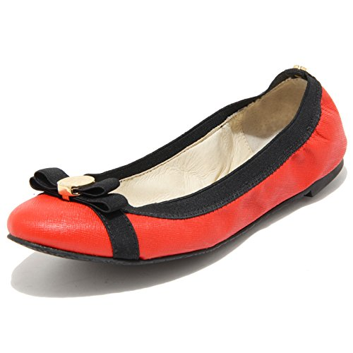 8110I ballerine donna arancio scuro MICHAEL KORS dixie ballet scarpe shoes women [38]