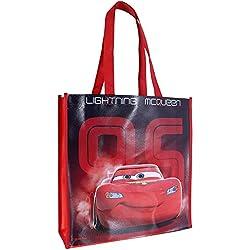 Sac réutilisable rouge Cars DISNEY