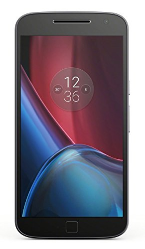 Moto G Plus, 4th Gen (Black, 32 GB) - Upgradable...