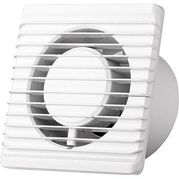 Klappe  Ventilator Bad Fensterventilator abluftventilator Badventilator