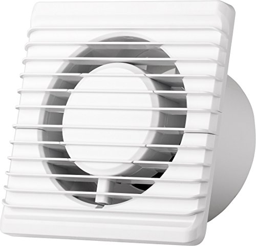 Bassa energia silenziosa bagno cucina aspiratore 100 millimetri con estrazione ventilazione cordicella