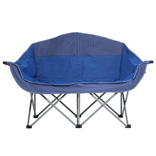 Chaises pliantes HUXIUPING Pliant Tabouret Pliant Chaise extérieure Famille Voyage Pique-Nique Camping Barbecue Jardin Deux