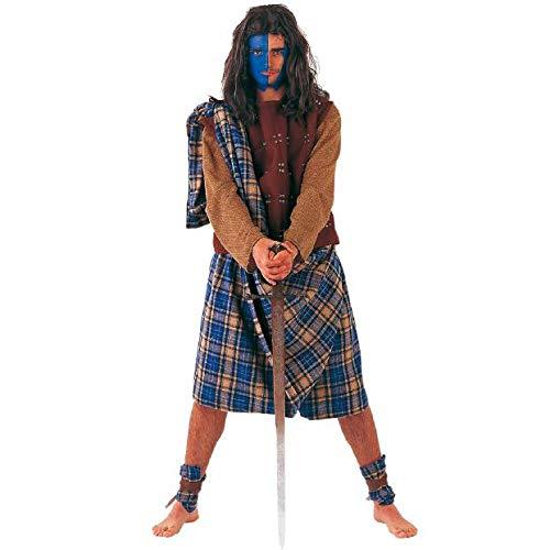 Limit Scottish Kriegertracht ()