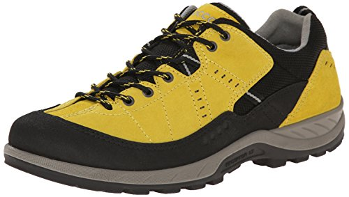 ECCO Yura Ladies, Scarpe Sportive Outdoor Donna Giallo (BLACK/BAMBOO)