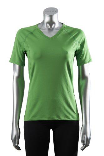 Falke Lillian T-shirt de course à manches courtes pour femme Vert