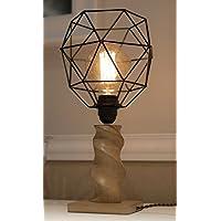 Lámpara ovalada natural - ALTC-170009