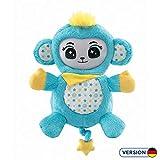 Vtech 80-175504 Kidi MonkiPop blau, Mehrfarbig