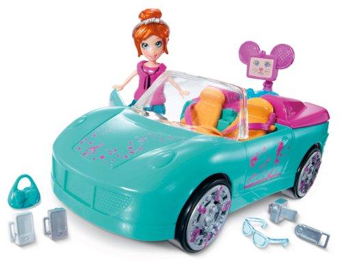 Mattel V3237 - Polly Pocket Goody World Car